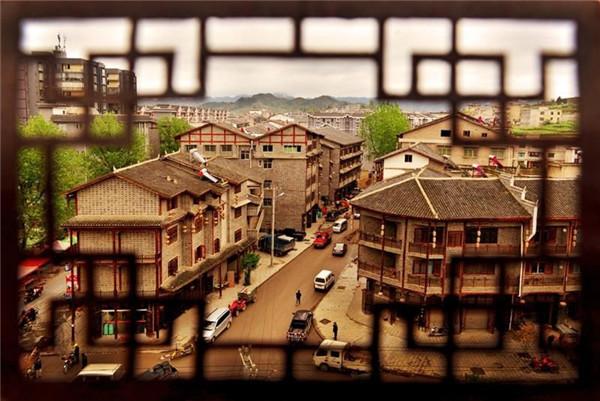 贵州省沙子小镇改造