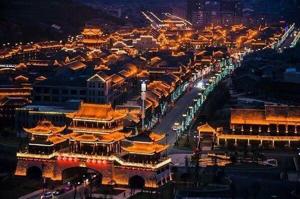 瓮安县草塘千年古邑旅游区